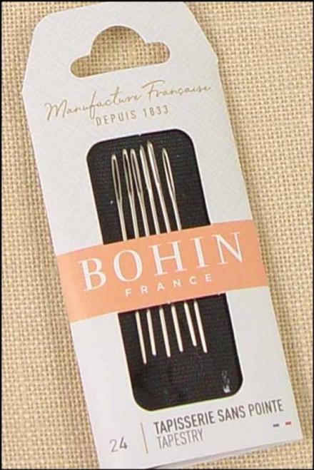 Bohin Size 24 Tapestry Needle