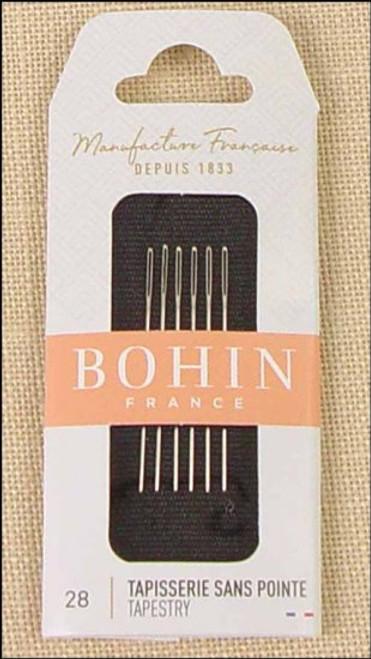 Bohin Size 28 Tapestry Needle