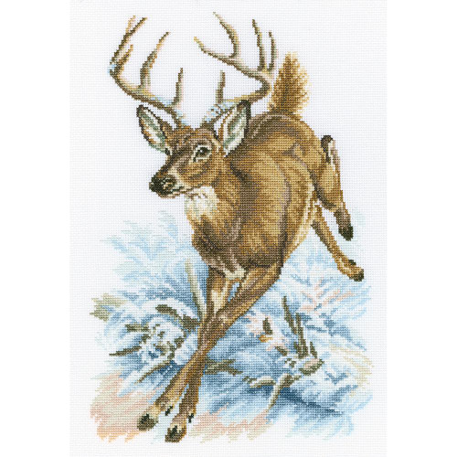 Forest Deer- RTO Counted Cross Stitch Kit