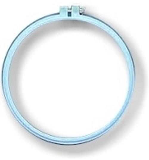 """Susan Bates 8"""" Hoop-La Blue Embroidery Hoop"""
