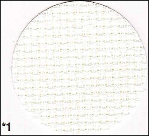 """14ct White Aida - 36"""" x 59"""" - Wichelt"""