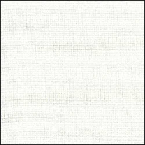 "28ct-Luguna-White-36"" x 55"" Evenweave Fabric"