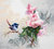 Birdie - Luca-S Counted Cross Stitch Kit