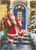 Santa Claus - Luca S Counted Cross Stitch Kit