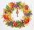Autumn Wreath - Merejka Counted Cross Stitch Kit