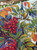 Colorful Rowan - Merejka Counted Cross Stitch Kit