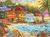 Island Time Letistitch Counted Cross Stitch Kit