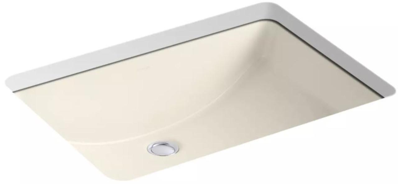Kohler Ladena 23 1 4 Undermount Bathroom Sink With Overflow