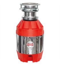 "Franke 7 7/8"" Batch Feed Waste 3/4 HP Disposer"