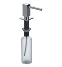 """Franke SD2600 Franke Planar 8 Deck Mounted 12 3/4"""" Soap Dispenser With Finish: Polished Chrome"""