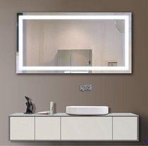 "American 71"" Elegance 72"" LED Mirror With Defogger"