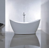 "Atlantis 68"" Freestanding Bath Tub"