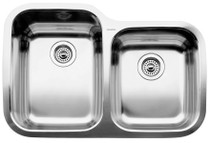 Blanco Supreme U 1.75 Bowl Undermount Stainless Steel Sink