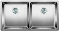 Blanco ANDANO U 2  Stainless Steel Undermount Double Bowl Sink