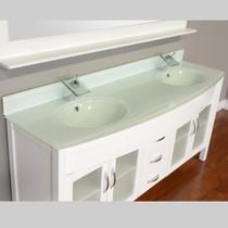 "Royal Vero 60"" Double Sink Bathroom Vanity"