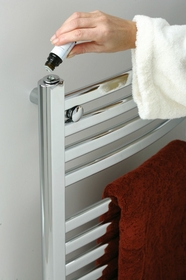 MrSteam | Towel Warmer 100 Watts Chrome
