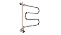 MrSteam| Premium Fifth Avenue Collection towel warmers Chrome