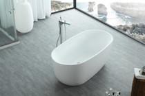 "Seabreeze 59"" Freestanding Bath Tub"