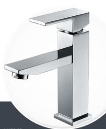 Royal Nova Single Bathroon Faucet Chrome
