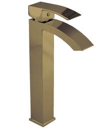 Nimo Tall Single Handle Faucet Antique Brass ***UNBELIEVABLE SALE****