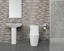 Royal Ever Clean Dual Flush Toilet