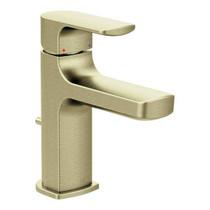 Royal Rizon one-handle bathroom faucet Antique Brass
