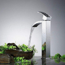 Royal Fall Tall Single Handle Faucet