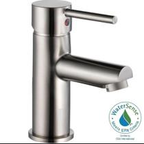Royal  Palm Single Handle Lav Faucet B Nickel