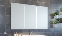 "Fleurco | Sunrize Centered 60"" Bathroom Mirror"