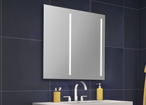 "Fleurco | Sunrize Off Centered Rigft 36"" Bathroom Mirror"