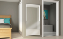"Fleurco | Dione 24"" x 72"" Bathroom Mirror"
