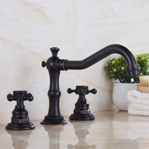 Florence Widespread faucet Oil Rubbed Bronze