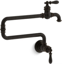 "Kohler Artifacts 22"" Double-Jointed Swinging Pot Filler"