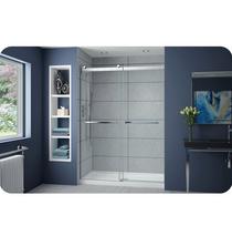 Fleurco NP148 Gemini Plus Frameless Bypass 48 Sliding Shower Doors