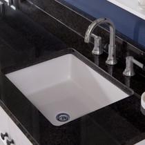 "PROFLO 19-7/8"" Undermount Bathroom Sink with Overflow"