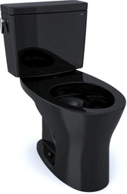 TOTO  Drake 0.8 / 1.0 GPF Dual Flush Two Piece Elongated Toilet with Left Hand Lever