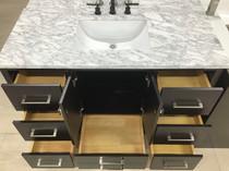 "Royal Olympia 48"" Espresso Bathroom Vanity"