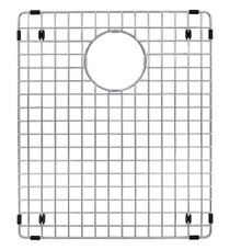 "Franke 17 3/8"" Single Bowl Stainless Steel Bottom Sink Grid"
