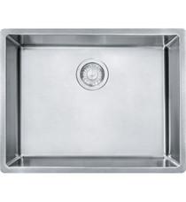"Franke Cube 22 3/4"" Single Bowl Undermount Stainless Steel Kitchen Sink"