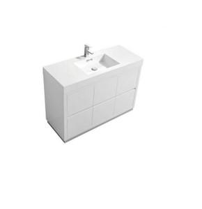 "Royal Hail 48"" Freestanding Bathroom Vanity"