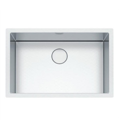 """Franke PS2X110-27 Professional 2.0 29 1/2"""" Single Bowl Undermount Stainless Steel Kitchen Sink"""