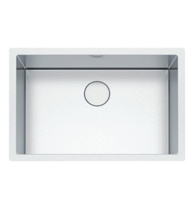 "Franke Professional 2.0 32 1/2"" Single Bowl Undermount Stainless Steel Kitchen Sink"