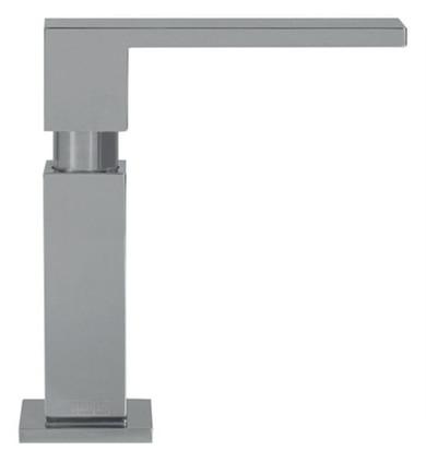 "Franke SD-880N Square 1 3/4"" Deck Mounted Soap Dispenser in Satin Nickel"