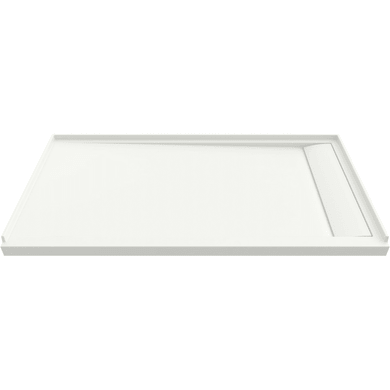 """American Standard Townsend 60"""" x 30"""" Rectangular Shower Base with Single Threshold and Right Drain"""