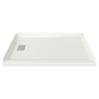 """American Standard Studio 36"""" L x 60"""" W Shower Base with Single Threshold and Left Drain"""