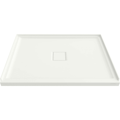 """American Standard Townsend 48"""" x 36"""" Rectangular Shower Base with Single Threshold and Center Drain"""