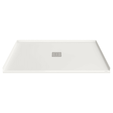 """American Standard Studio 34"""" L x 64"""" W Barrier Free Shower Base with Single Threshold and Center Drain"""