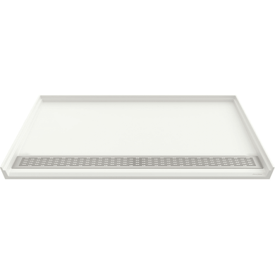 """American Standard Townsend 38"""" x 38"""" Square Shower Base with Single Threshold and Front Drain"""
