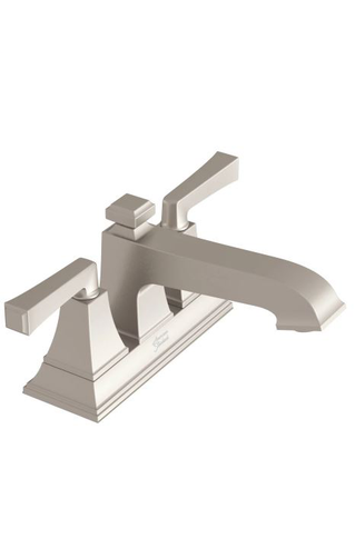 American Standard Town Square S 1.2 GPM Centerset Bathroom Faucet with Pop-Up Drain Assembly