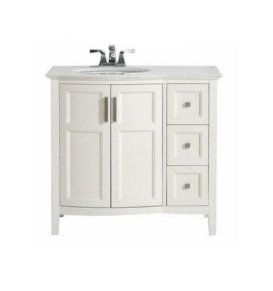 """Royal Fate 36"""" Bathroom Vanity"""